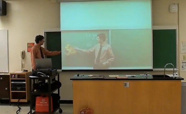 Best Math Teacher Ever: Technology Tricks Using Live Action & Video