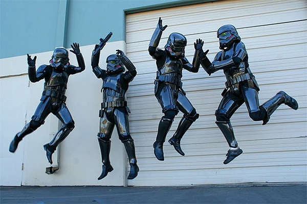 High Tech Star Wars Costumes