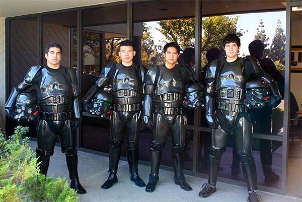 High Tech Star Wars Costumes