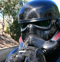 Carbon Fiber Stormtroopers: Star Wars Gets High Tech