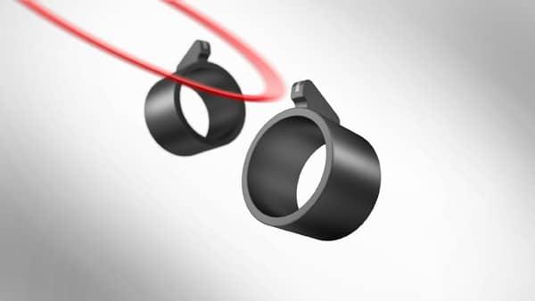 Catapult Boy Slingshot Ring Concept