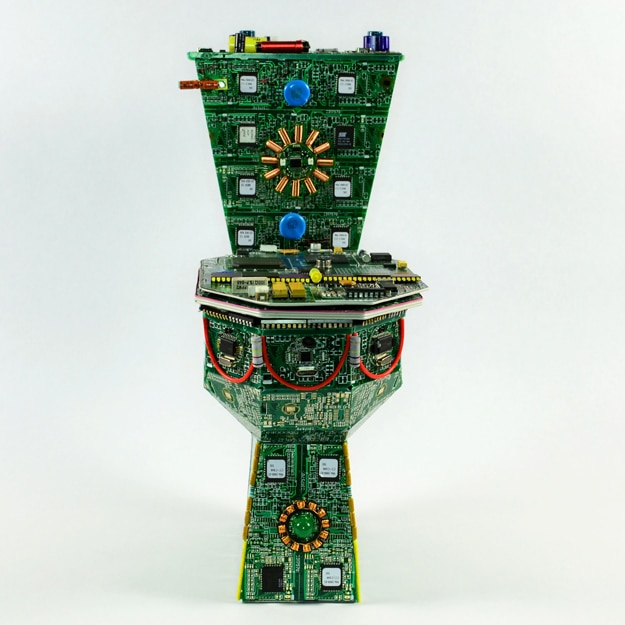 Motherboard Toilet Bowl On Etsy