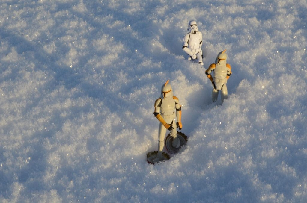 20 Hilarious Stormtrooper Lifestyle Portraits