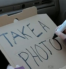 Take A Photo: A Social Experiment With Disposable Cameras