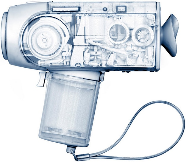 Photography Of Old Devices