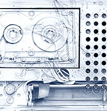 Dissected Obsolete Gadgets X-Ray Photography