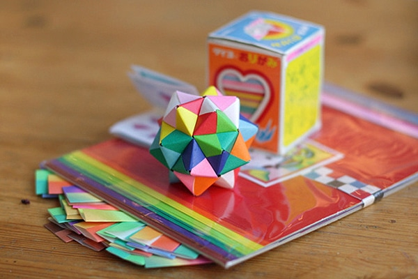 Willy Wonka Candy Paper Folds