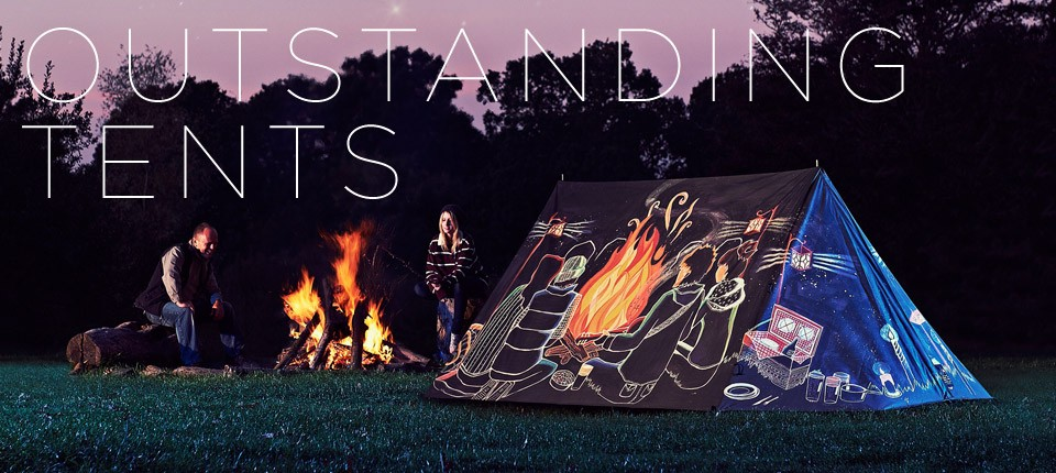 FieldCandy: The Most Creative Tents You Will Ever See