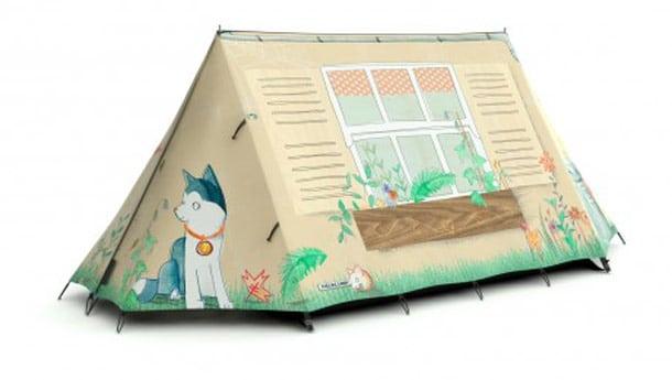 FieldCandy Creative New Camping Tents