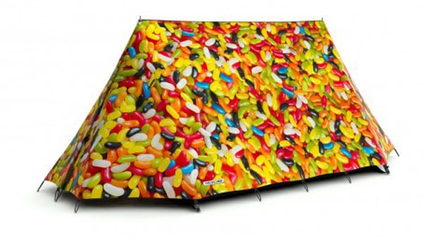 FieldCandy Creative New Camping Tents
