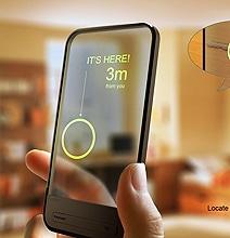 Finder: RFID Locator Finds Your Misplaced Keys