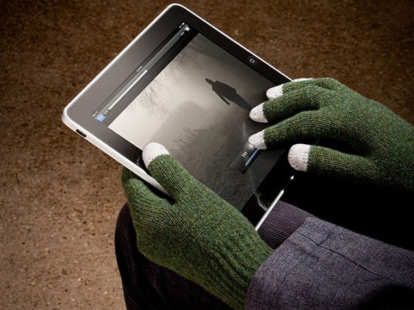 Touchscreen iPad iPhone Gloves