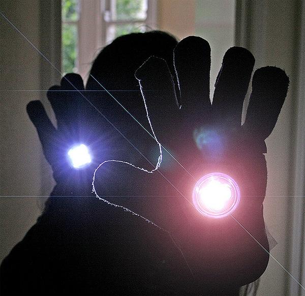 Iron Man Replica Gloves