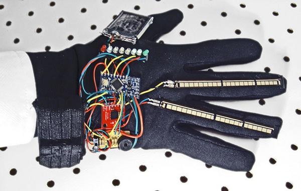 Rock Paper Scissors Gloves