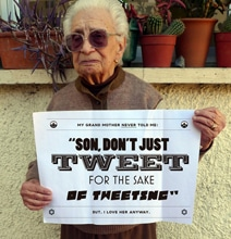 Social Media Advice From A Grandma [9 Pics]