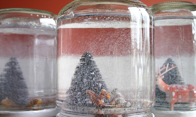 handmade globes diy snow globes create your own winter 9396