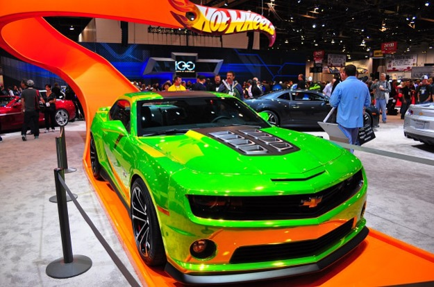 Chevrolet Life Size Hot Wheels