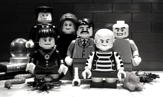 Movies Recreated With Lego