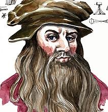 Leonardo da Vinci's To-Do List: Peek Into A Creative Mind