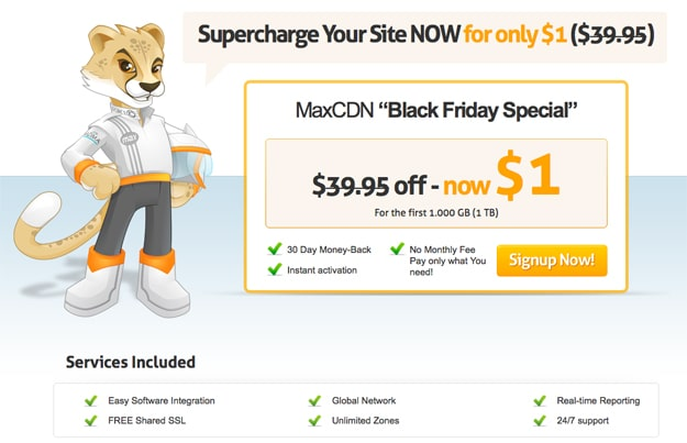 CDN Content Delivery Network MaxCDN