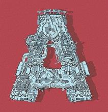 Mekkanika: Most Intricate Steampunk Typeface In The World