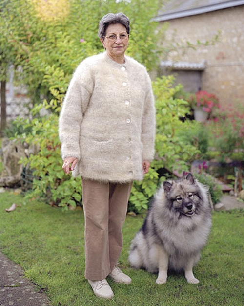 Clothes Made From Pet Hair