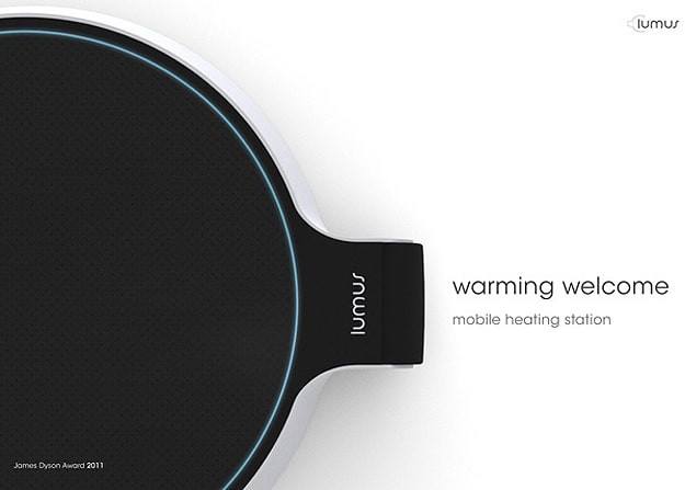 Keep Your Tootsies Warm: Innovative Personal Heater Design