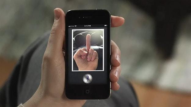 Husband Wife Fight On Siri