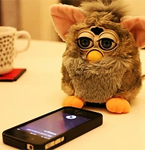 Siri vs. Furby: The Oddest Tech Conversation Ever Heard