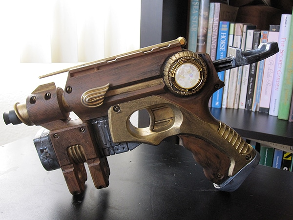Design Inspiration: 6 Steampunk Nerf Gun Mods