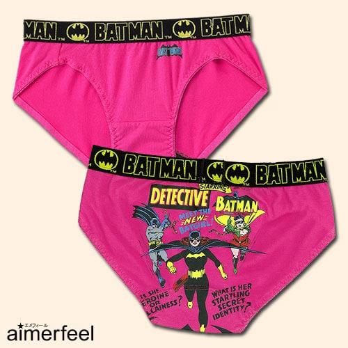 Superman Panties For Geek Ladies