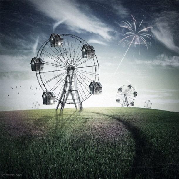 Surreal World Madness Photography Inspiration