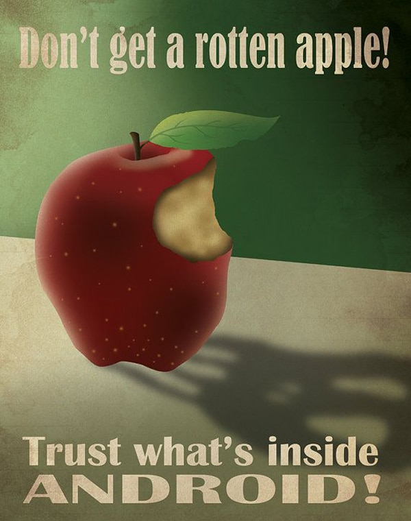 Apple Technologoy Propaganda Posters