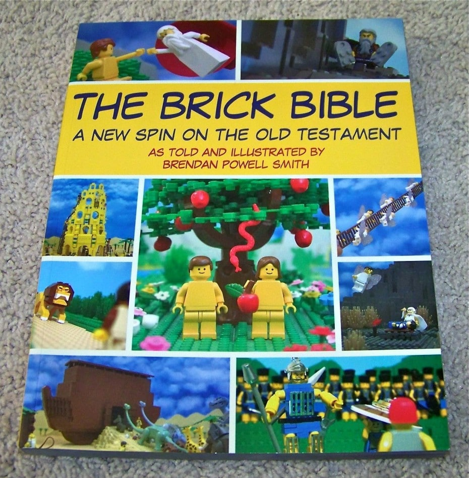 The Brick Bible: Lego Reenactments Of Biblical Events