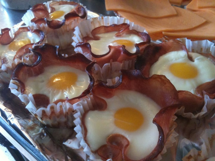 The Complete Breakfast Cupcake Creation