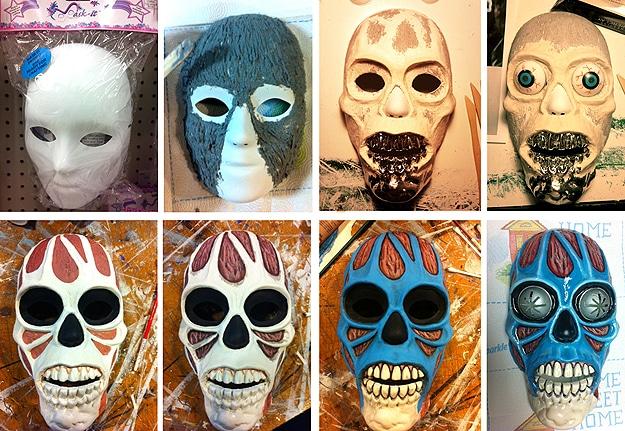 Wicked Fun Movie Masks