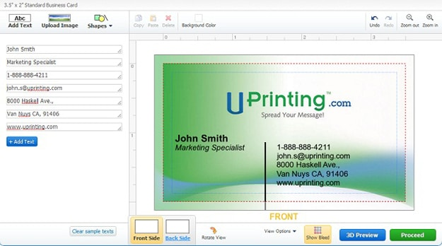 Create Business Cards Like Pro