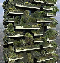 The World's First Vertical Forest: An Architectural Beauty
