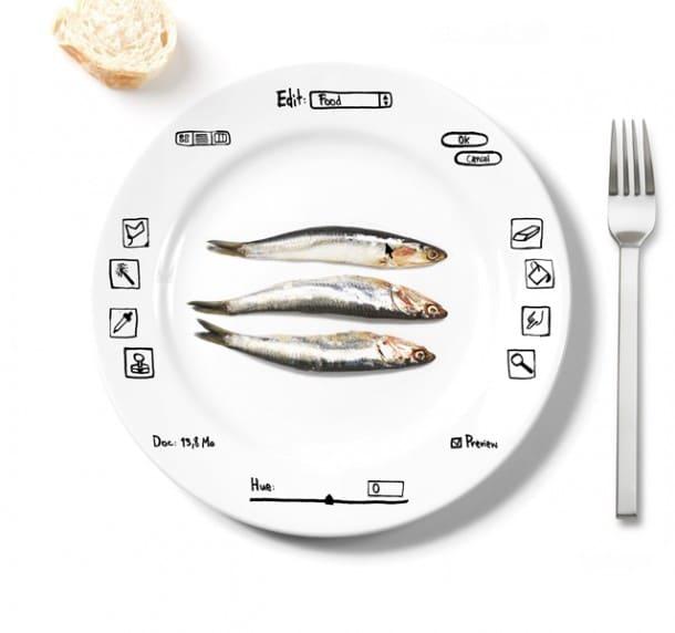 iPlate OS X Dish Design