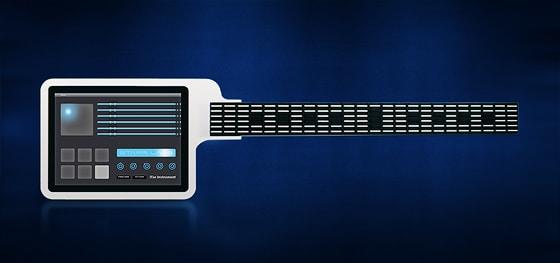 iTar Guitar iPad Mod Concept