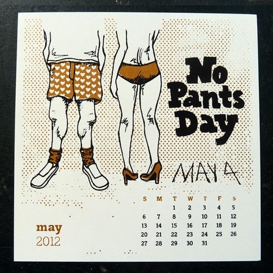 Designers Make Fun Calendars