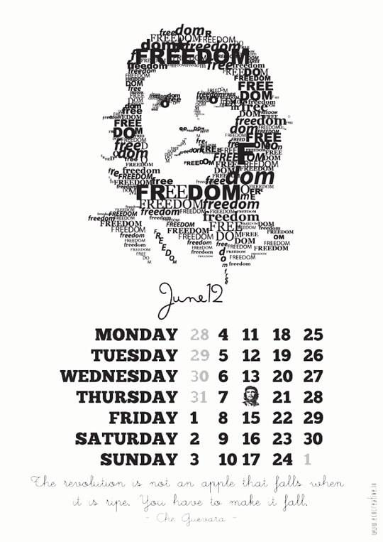 Desginers Make Fun Calendars