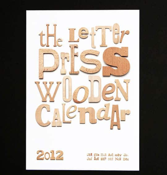 Desginers Make Fun Calendars