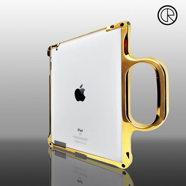 24K Gold iPad 2 Bumper