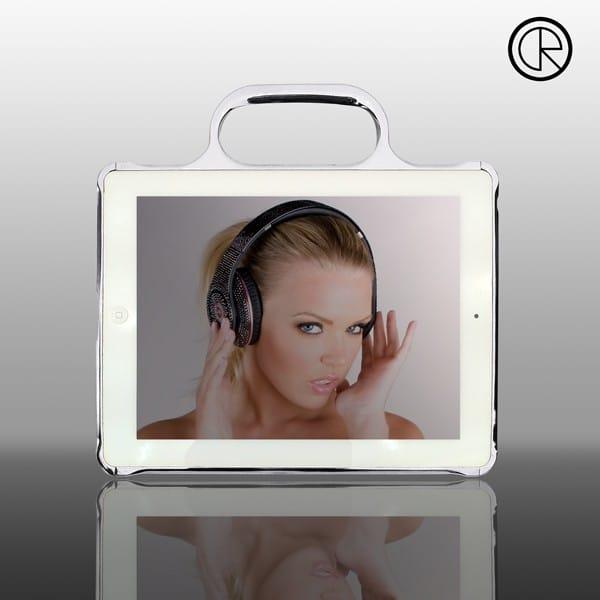 24K Gold iPad 2 Bumper