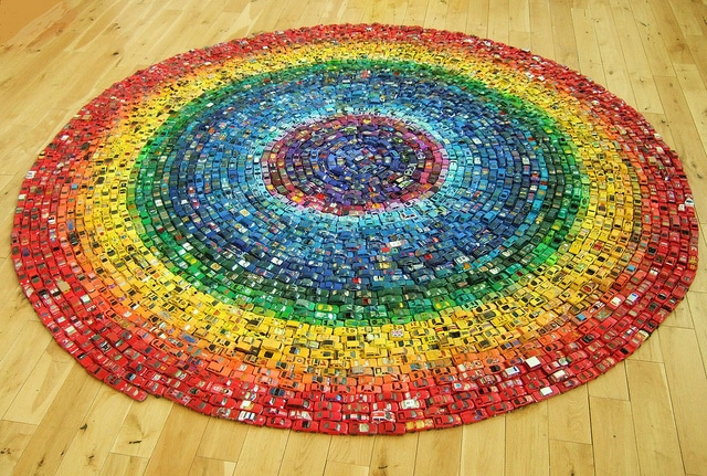 2500 Hot Wheels Cars Rainbow