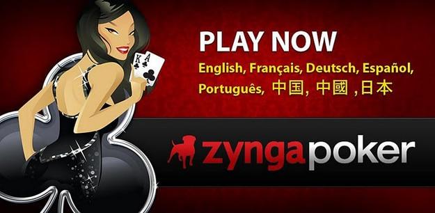 Zynga Poker Casino App
