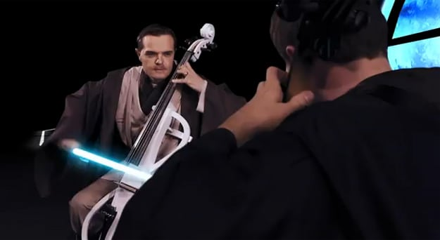 Cello Wars Star Wars Parody