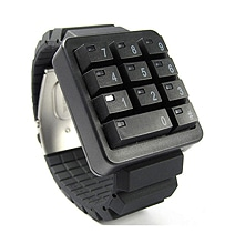 Click Keypad Watch Is Your Geekdom Bundled
