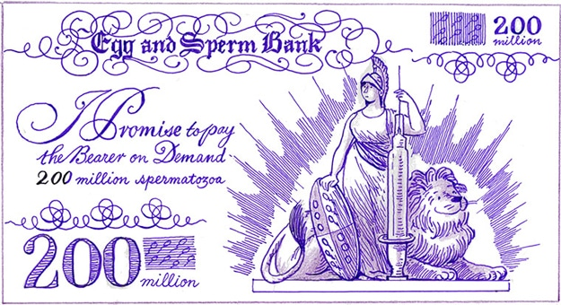 Modern Money Designed By Writers